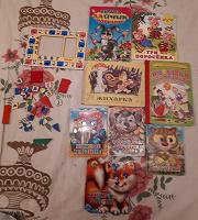 Отдается в дар Детские книжки для маленьких