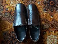 Отдается в дар Ботинки из натуральной кожи