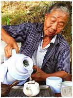 Отдается в дар Чай «Зелёная панда»