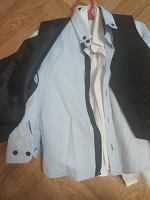 Отдается в дар Рубашки на мальчика, рост 110 см