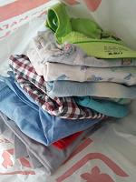 Отдается в дар Одежда детская от 1 до 3 лет