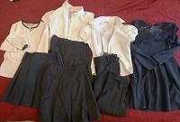 Отдается в дар школьная одежда на девочку 122-128-134