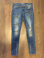 Отдается в дар Женские джинсы Zara+ летние брюки 46-48