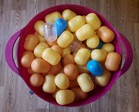 Отдается в дар Скорлупки от яиц с сюрпризом