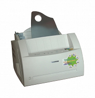 Отдается в дар Лазерный ч/б принтер