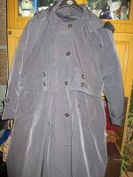 Отдается в дар пальто осень большое