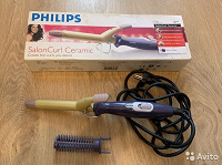 Отдается в дар Плойка для волос Philips