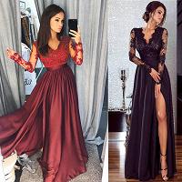 Отдается в дар платье вечернее новое