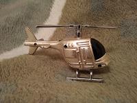 Отдается в дар Вертолет-зажигалка