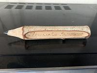 Отдается в дар Декоративный карандаш