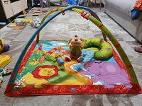 Отдается в дар Детский развивающий коврик Тини лав