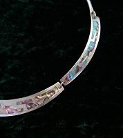 Отдается в дар Мексиканское ожерелье