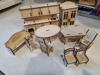 Отдается в дар мебель деревянная для кукол