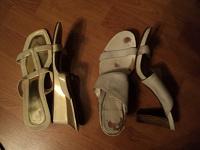 Отдается в дар летняя обувь 40 размер