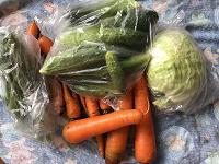Отдается в дар Овощи