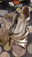 Отдается в дар танцевальные туфли