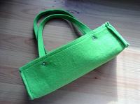 Отдается в дар Фетровая сумочка