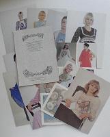 Отдается в дар Рукоделие на открытках.