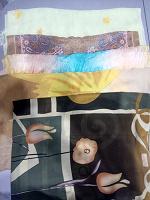 Отдается в дар Платки и шарфики