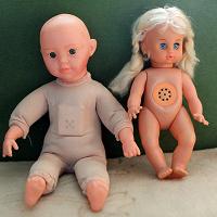 Отдается в дар Куклы-пупсы на реставрацию (донорство)