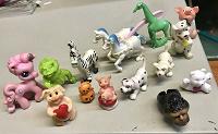 Отдается в дар Животные игрушки