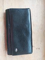 Отдается в дар Кожаный кошелёк