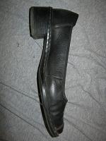 Отдается в дар Туфли кожаные 39,5