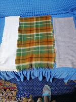 Отдается в дар Тепленькие шарфики