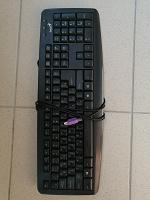 Отдается в дар Клавиатура Genius KB-110X, PS / 2, Black