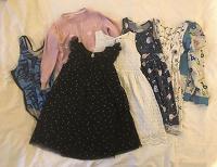 Отдается в дар Одежда для девочки (5л, р.125-130)