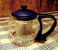Отдается в дар Прес чайник стеклянный для заварки чая