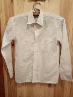 Отдается в дар Белая рубашка для мальчика