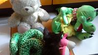 Отдается в дар Мягкие игрушки детям