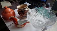 Отдается в дар Керамика и стекло
