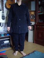 Отдается в дар брючный костюм р-р50-52