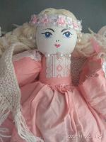 Отдается в дар Кукла на чайник/самовар