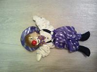 Отдается в дар Игрушка клоун?