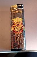 Отдается в дар Стимпанк зажигалка в коллекцию