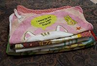 Отдается в дар Пять небольших полотенец