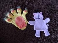 Отдается в дар Мочалки-игрушки для малышей