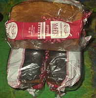 Отдается в дар Хлеб «Дарницкий» 3 штуки.