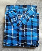 Отдается в дар Рубашки мужские флан., новые