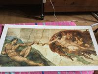Отдается в дар Картина репродукция