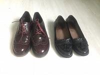 Отдается в дар обувь 40