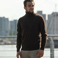 Отдается в дар Мужской теплый свитер 52 размер