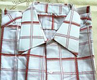 Отдается в дар Рубашка мужская, новая.