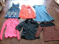 Отдается в дар Одежда для девушек, часть 1