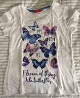 Отдается в дар Детская футболка