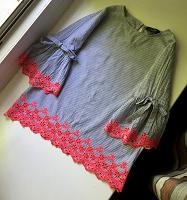 Отдается в дар Летняя блузка Primark uk 6 (XS/S)