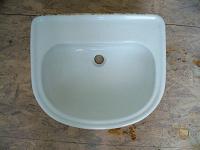 Отдается в дар Раковина в ванную совейская
